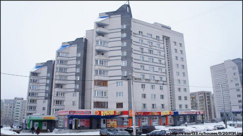 Город владимир, улица верхняя дуброва, 36а